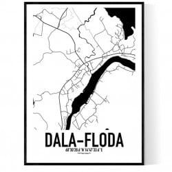 Dala-Floda Karta