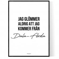 Från Dala-Floda