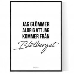 Från Blötberget