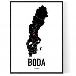 Boda Heart