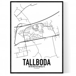 Tallboda Karta