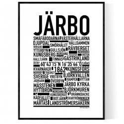 Järbo Poster