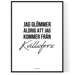 Från Kvillsfors