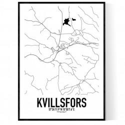 Kvillsfors Karta