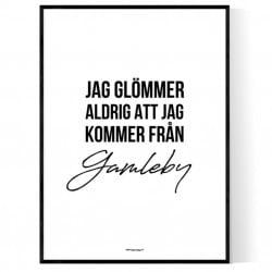 Från Gamelby