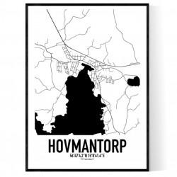 Hovmantorp Karta