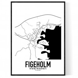 Figeholm Karta
