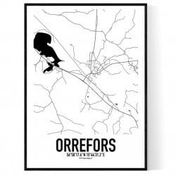 Orrefors Karta