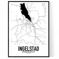 Ingelstad Karta