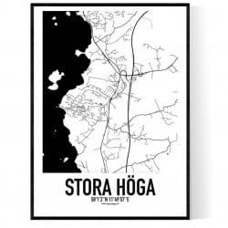 Stora Höga Karta