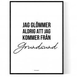 Från Grundsund