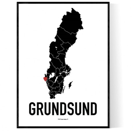 Grundsund Heart