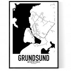 Grundsund Karta