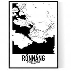 Rönnäng Karta