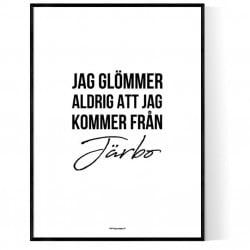 Från Järbo