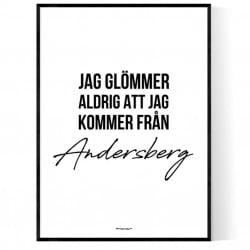 Från Andersberg