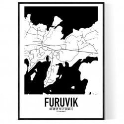 Furuvik Karta