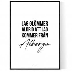 Från Alberga