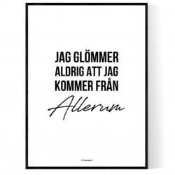 Från Allerum