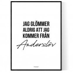 Från Anderslöv