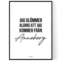 Från Anneberg