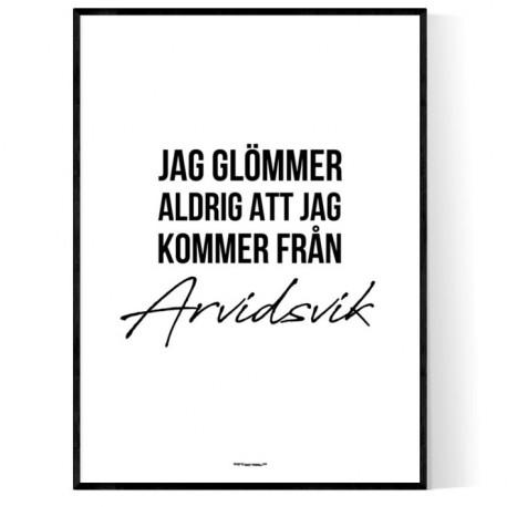Från Arvidsvik