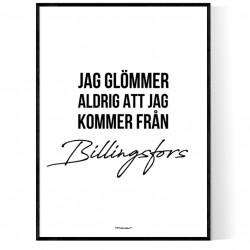 Från Billingsfors
