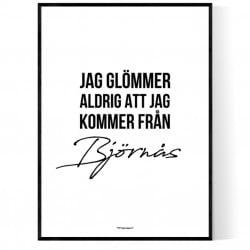 Från Björnås