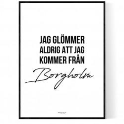 Från Borgholm