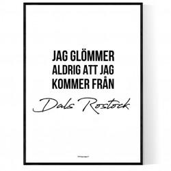 Från Dals Rostock