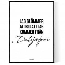 Från Dalsjöfors