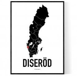 Diseröd Heart