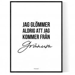 Från Gränum