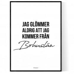 Från Bohuslän