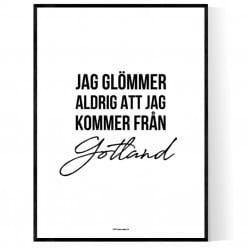Från Gotland