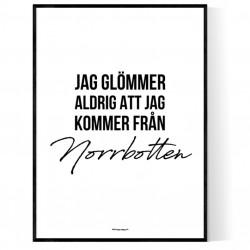 Från Norrbotten