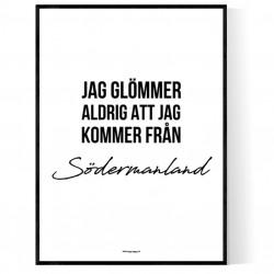 Från Södermanland