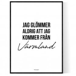 Från Värmland