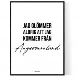 Från Ångermanland