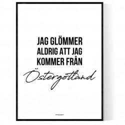 Från Östergötland
