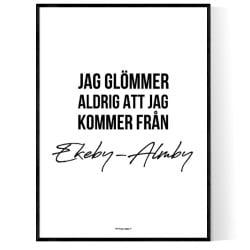 Från Ekeby-Almby
