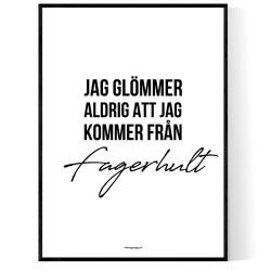 Från Fagerhult