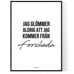Från Forsheda