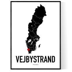 Vejbystrand Heart