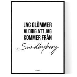 Från Sundbyberg