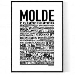 Molde Poster