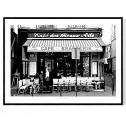 Café Des Beaux Arts Poster