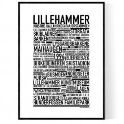 Lillehammer Poster