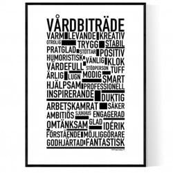 Vårdbiträde Poster
