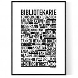 Bibliotekarie Poster